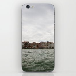 Venezia dal Mare iPhone Skin