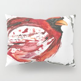 Cardinal Direction Pillow Sham