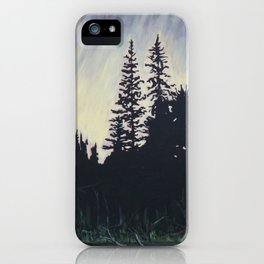 After the Storm – Evening, Algonquin Park iPhone Case