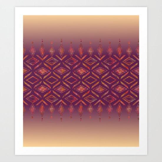 Celebration -- Dawn Art Print