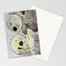 Smoke get in my eyes Stationery Cards