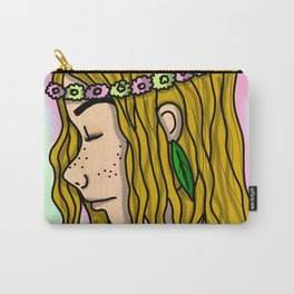 Natural Ella | Veronica Nagorny Carry-All Pouch