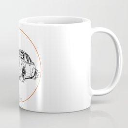 Crazy Car Art 0079 Coffee Mug