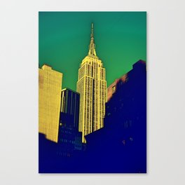 Artistic Empire Canvas Print