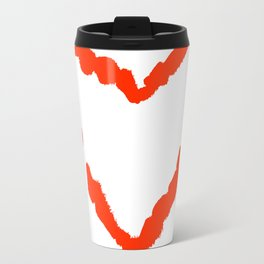 What Becomes of the Broken Hearted? Travel Mug