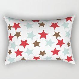 Christmas stars Rectangular Pillow