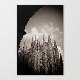 Duomo of Milan Canvas Print