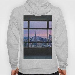 New York City Skyline Views Hoody