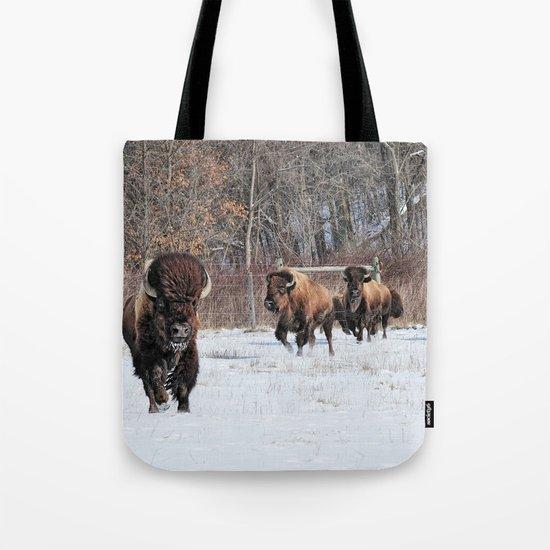 Running Wild Tote Bag