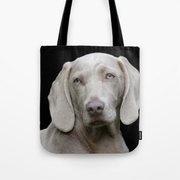Weimaraner Dog Tote Bag