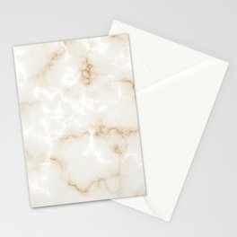 Brown texture of marble Textura marrón de mármol Braune Textur aus Marmor Texture marron de marbre Stationery Cards