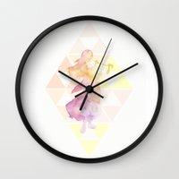zelda Wall Clocks featuring Zelda by ShikaJoy