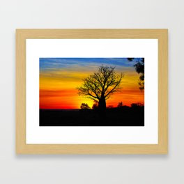 The Many Colours of Kununurra Framed Art Print