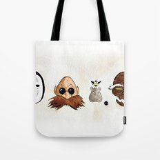 Make the Unlikeliest of Friends, Wherever You Go 2 Tote Bag
