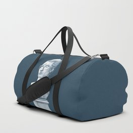 Hipster Bust Duffle Bag