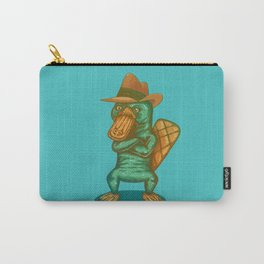 Perry the Platypus Carry-All Pouch