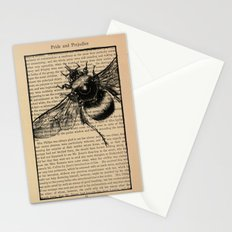 Pride & Prejudice, Page 51: Bumble Bee Stationery Cards