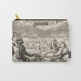 Neptune and Venus Carry-All Pouch