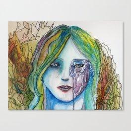 The Vella Canvas Print