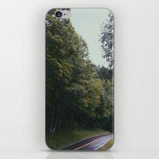 Mountain Road iPhone & iPod Skin