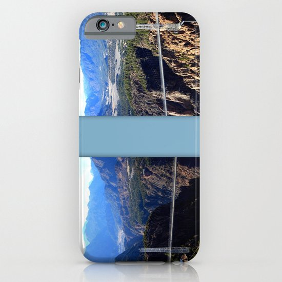 The Royal Gorge iPhone & iPod Case