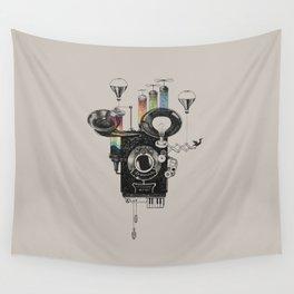 Dream Camera Wall Tapestry