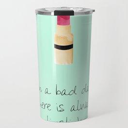 Lipstick 2.0 Travel Mug