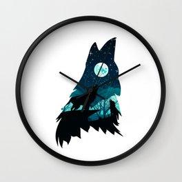 Roar of Nighter XVI Wall Clock