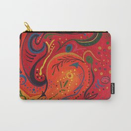 Big Mouth Invertebrate Carry-All Pouch