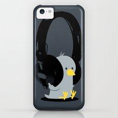 Le poussin mélomane Slim Case iPhone 5c