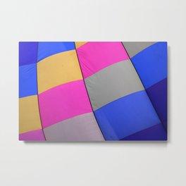 Color Squared Metal Print