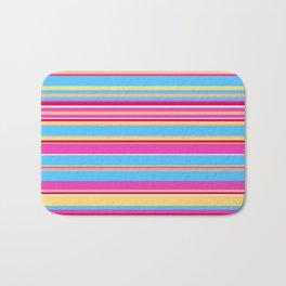 Stripes-015 Bath Mat