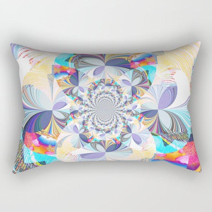Beautiful Crash Rectangular Pillow