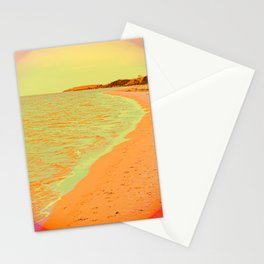 Beach Pastell Stationery Cards
