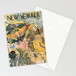 The New Yorker Vintage Cover // 1 Stationery Cards