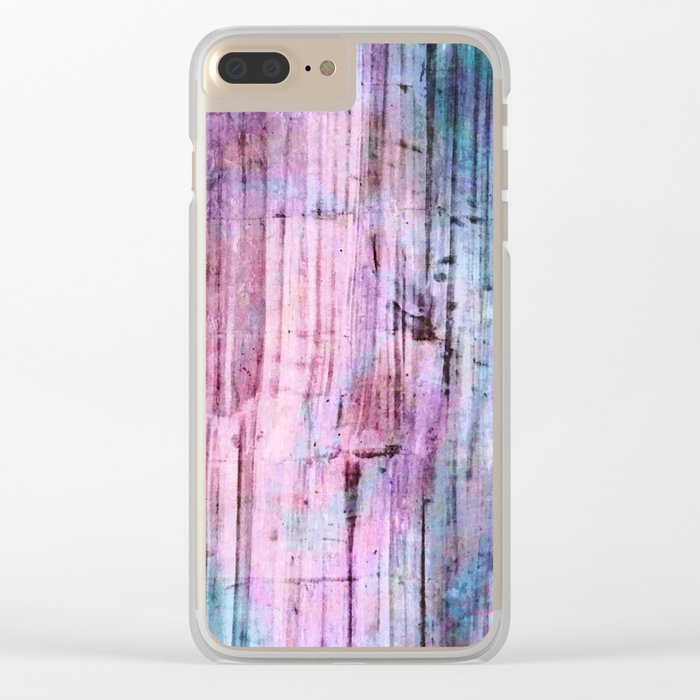 Abalone Mermaid Shell Clear iPhone Case