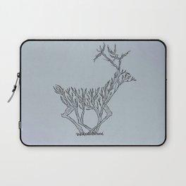 Deer Branches Laptop Sleeve