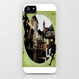 Jesper and Wylan - Every Time iPhone Case