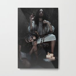 Placebo The End Metal Print