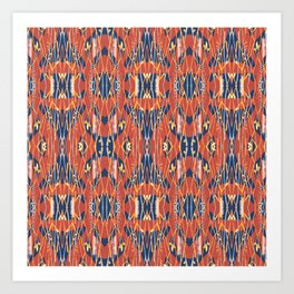 Beautiful Mess Pattern Art Print