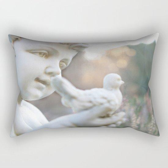 A Angel is Hope Rectangular Pillow