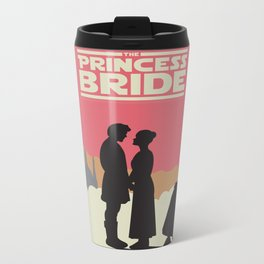 The Princess Bride Metal Travel Mug