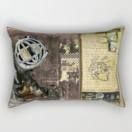 Astrolabe, 3 Rectangular Pillow