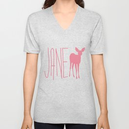 Life is Strange JANE Doe Unisex V-Neck
