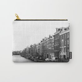 canal in Amsterdam Carry-All Pouch