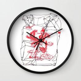 Hunan Wok Wall Clock