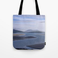 Seaside Blues Tote Bag