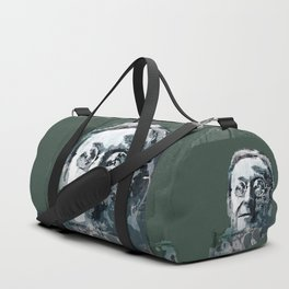 STEPS - quote Duffle Bag