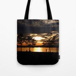 Westward the Mississippi Tote Bag