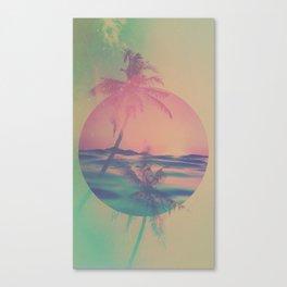 SOLSTICE II Canvas Print